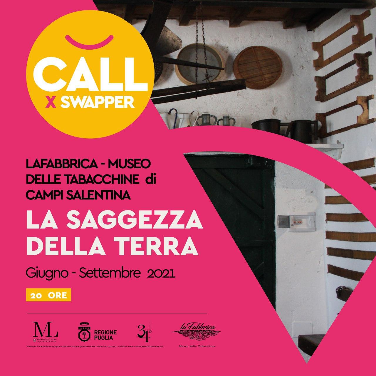 CALL LaFabbrica - Museo delle Tabacchine di Campi Salentina